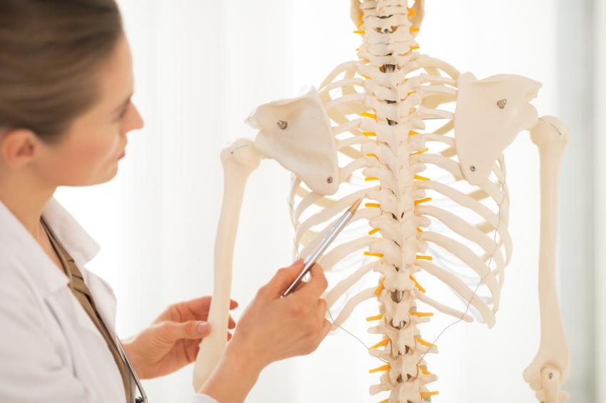 Señales de columna vertebral desviada - Quiropractico en Monterrey